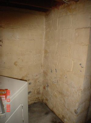 Moist Foundation Walls