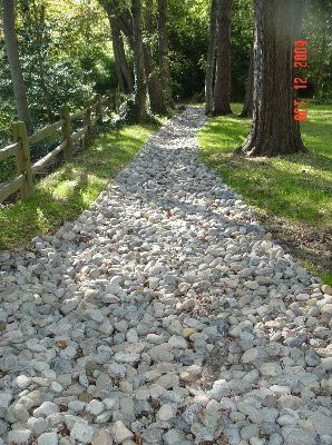 Stream Bed Stabilization Drainage Amp Erosion Solutions