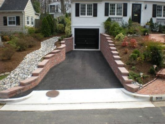Segmented Retaining Wall