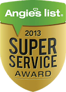 Angies List Award Logo