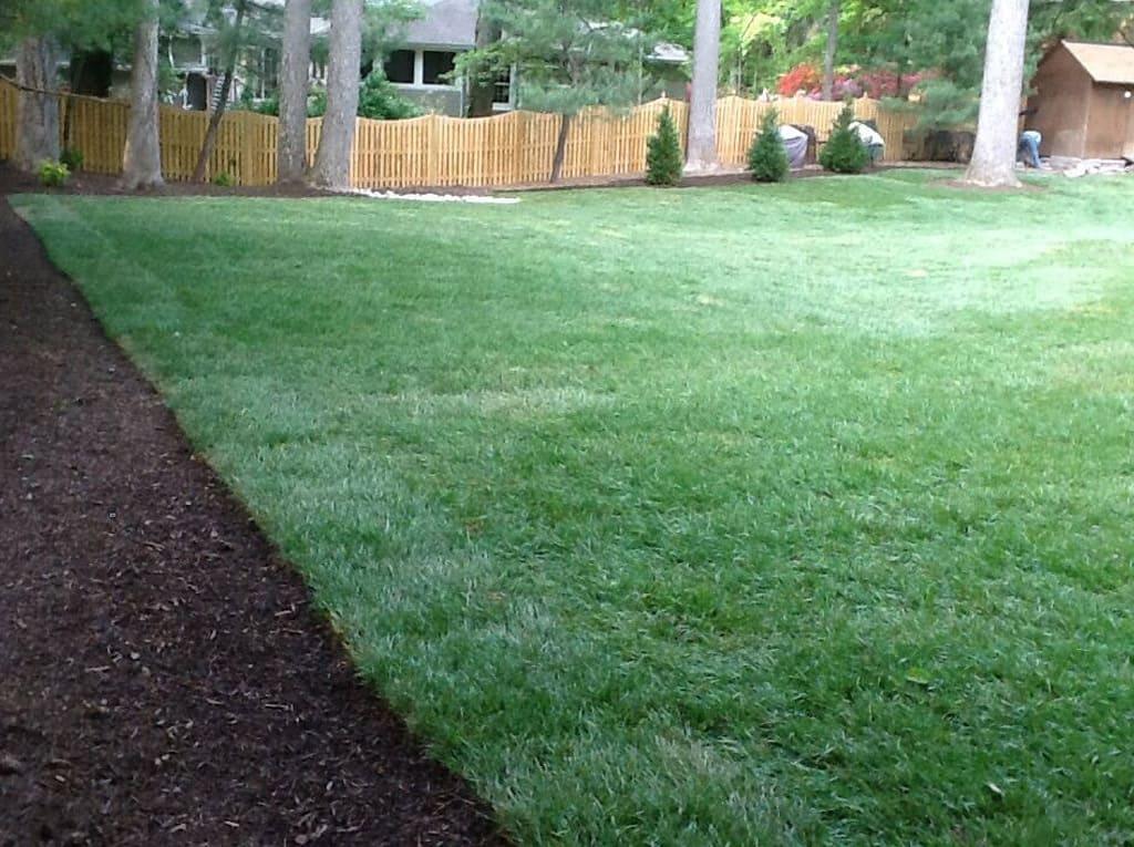 Yard drainage system northern va yard drainage solutions for Yard drainage system design