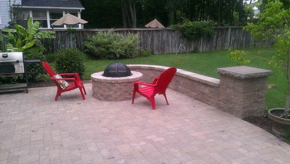 custom patio installation service in Annandale VA