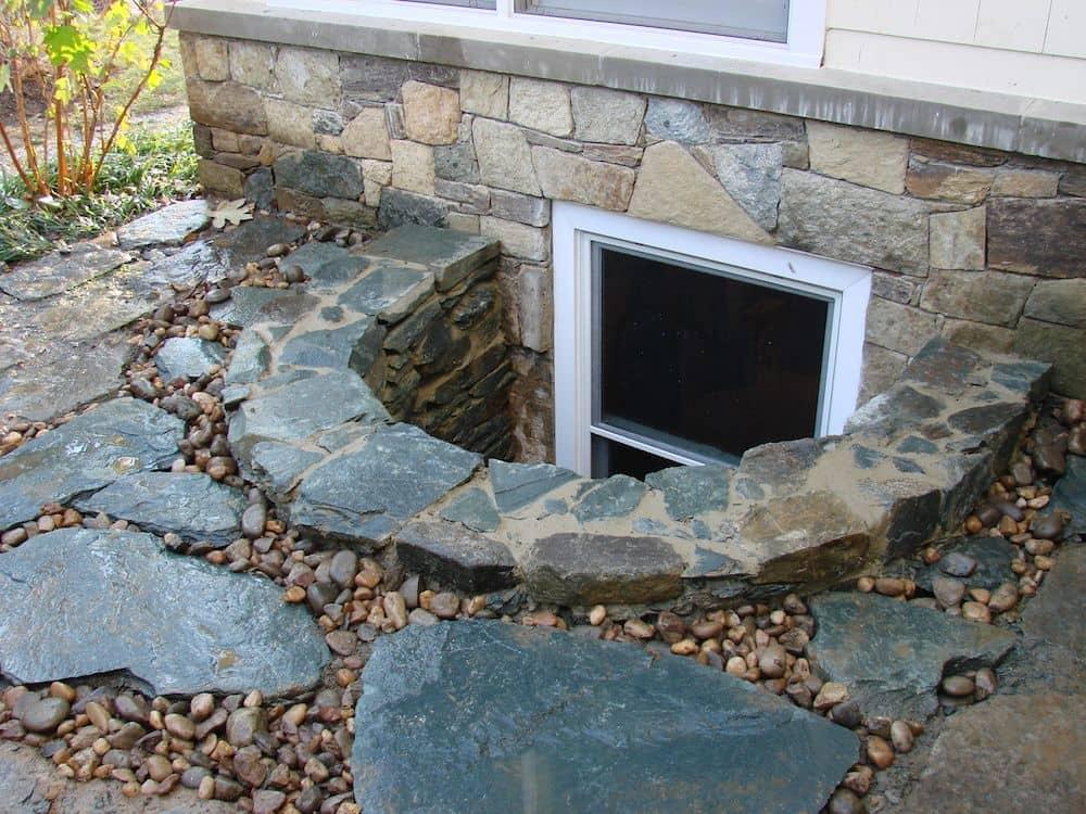 window well egress northern va wet basement solutions northern va