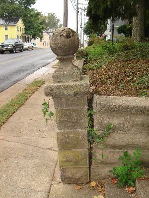 Failing Retaining Walls